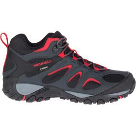 Merrell Yokota 2 Sport Mid GTX Shoes Men black/high risk